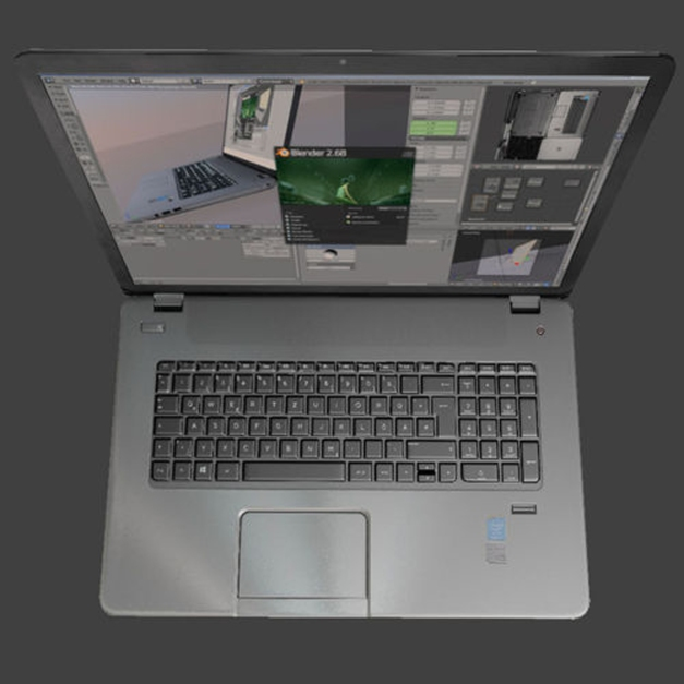 3d-models-electronics-computer-hp-notebook-low-poly-2
