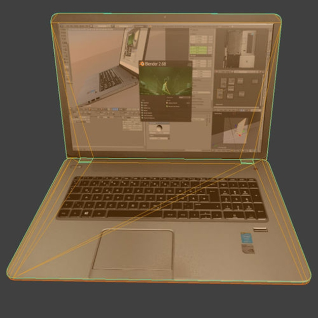 3d-models-electronics-computer-hp-notebook-low-poly-3