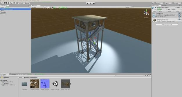 3d-models-exterior-landmark-watch-tower-made-of-wood-2