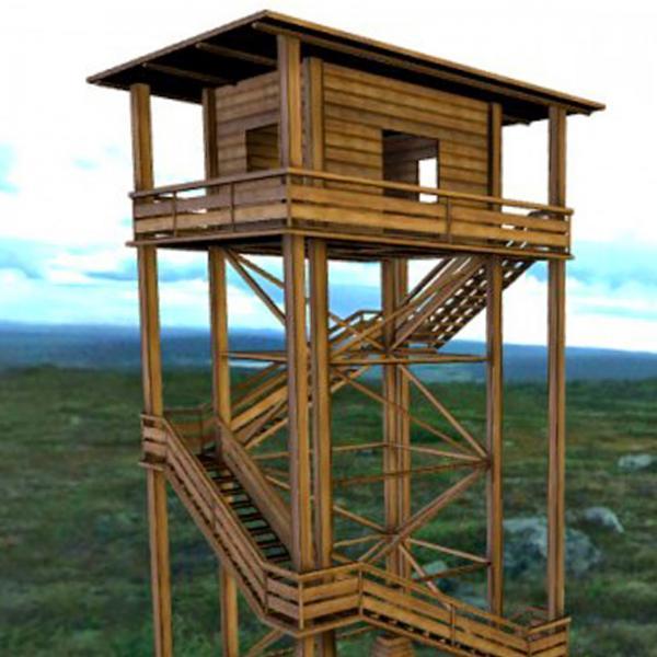 3d-models-exterior-landmark-watch-tower-made-of-wood-6