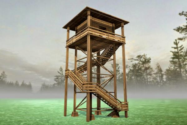 3d-models-exterior-landmark-watch-tower-made-of-wood-7