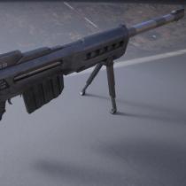 ksr sniper rifle (New)