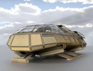 futuristic-transport-shuttle