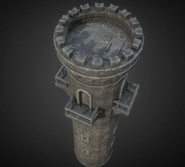 medieval-guardtower-3d-model (24)