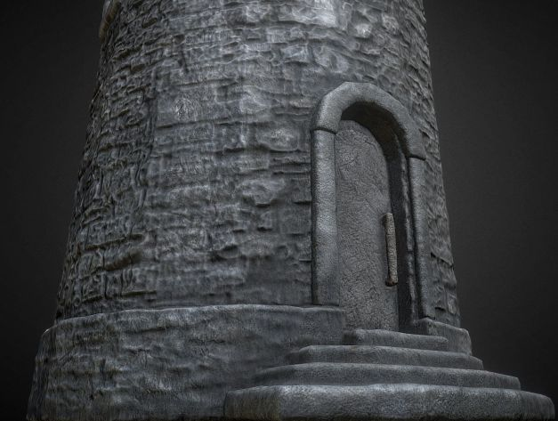 medieval-guardtower-3d-model (3)