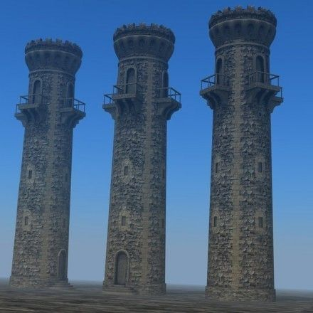 medieval-guardtower-3d-model (5)