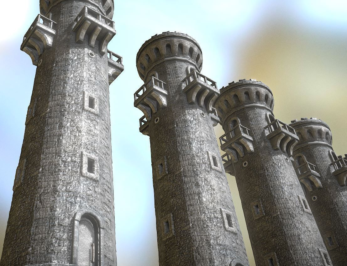 medieval-guardtower-3d-model (6)