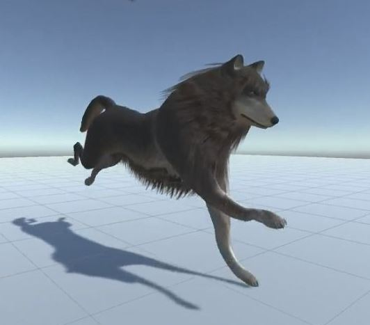 3D Wolf Animated and Game-Ready (Download) | 3DHaupt