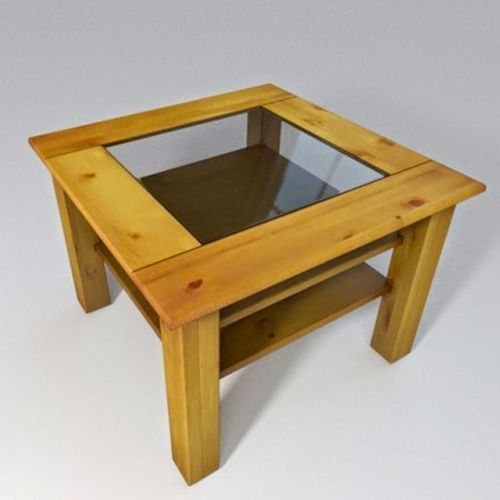 wooden-table-with-glass-top-lowpoly-3d-model-low-poly-3