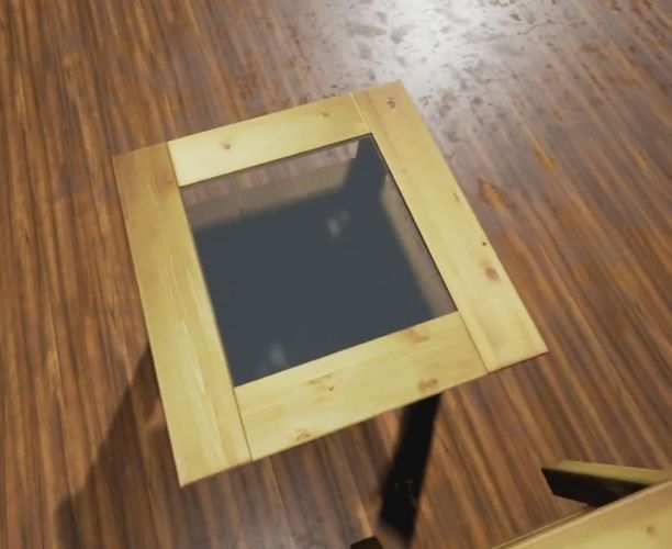 wooden-table-with-glass-top-lowpoly-3d-model-low-poly-5