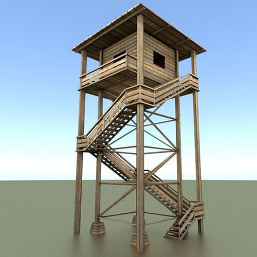 wooden-watch-tower