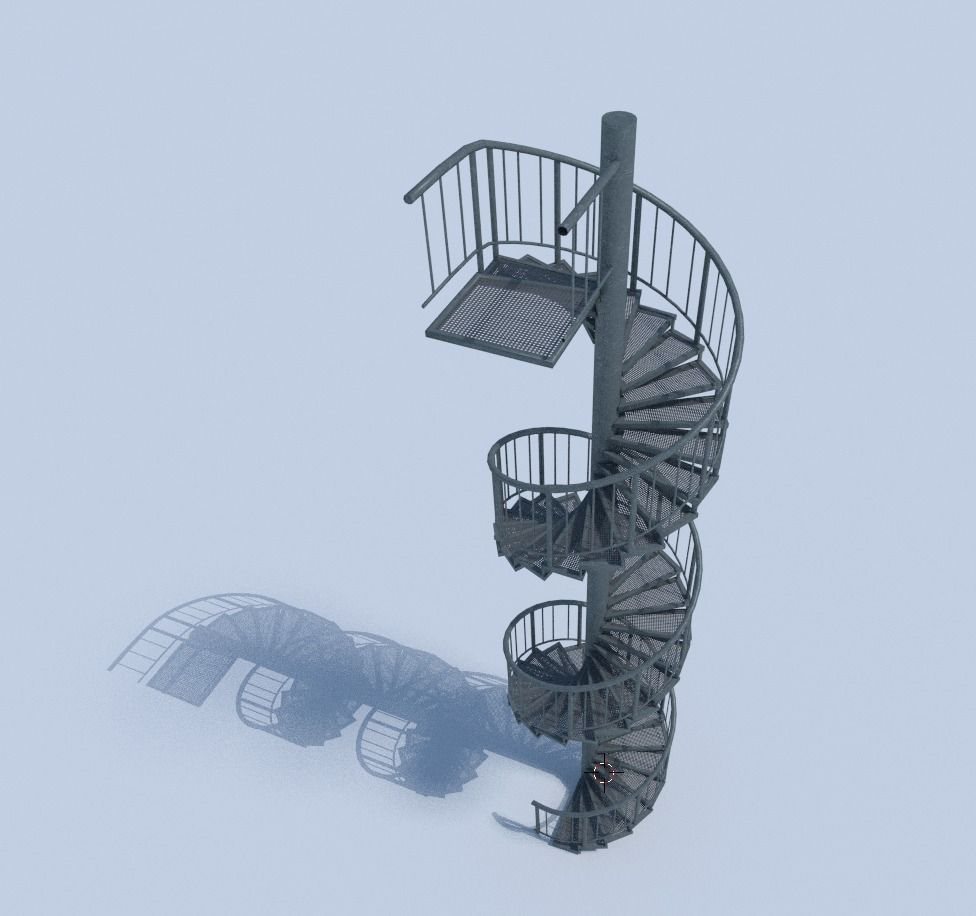3d-models-architectural-engineering-aluminum-spiral-staircases- (11)