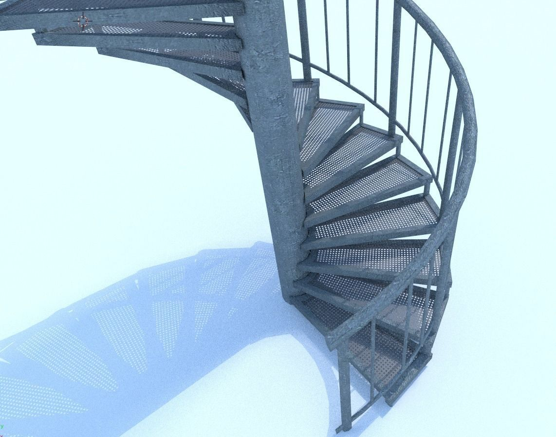3d-models-architectural-engineering-aluminum-spiral-staircases- (23)