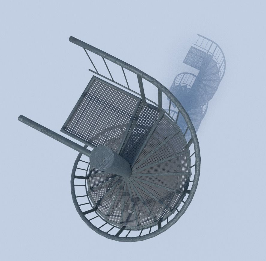 3d-models-architectural-engineering-aluminum-spiral-staircases- (7)