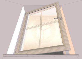 Animated Window Component
