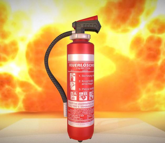Fire Extinguisher (3)