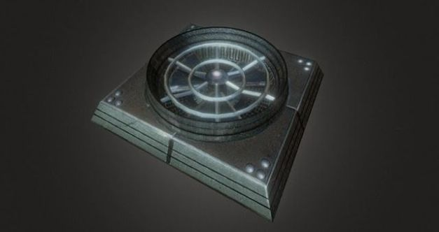 Industrial Fan 3d-Model