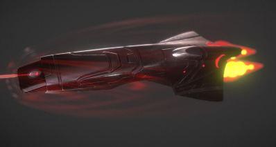 Spaceship - Keeper - Black Version (5)