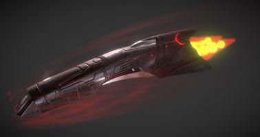 Spaceship - Keeper - Black Version (6)