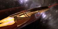 Spaceship - Keeper - Gold Version (4)
