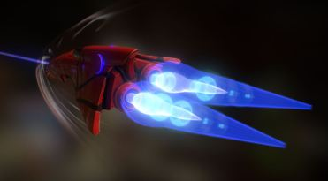 Spaceship - Keeper - Red Version (1)
