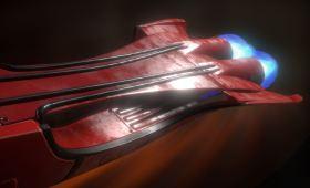 Spaceship - Keeper - Red Version (4)