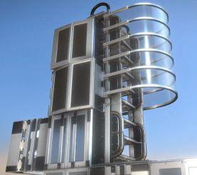 Modular Sci-Fi Ladders Silver Version (22)