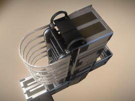 Modular Sci-Fi Ladders Silver Version (8)