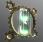 Hourglass clockwork animation (1)