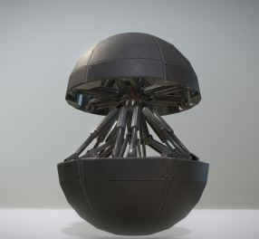 Sphere Bot with hydraulics (5)