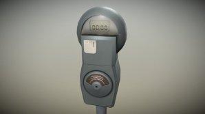 Parking meter Parkuhr