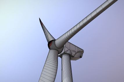 Wind Power Station (2)