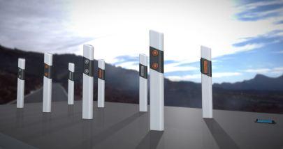 Roadside-posts-low-poly (10)