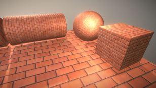 Brick Wall 1 Texture Set (9)