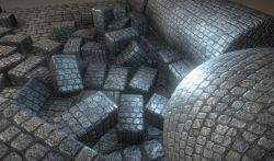 Cobblestone 2 Texture Set (15)