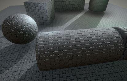 Cobblestone 6 Texture Set (18)
