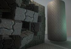 Cobblestone 6 Texture Set (20)