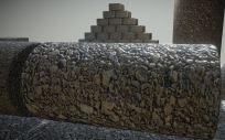Gravel Ground Texture Set (8)