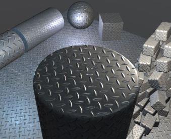 Metal-Plate Texture Set (11)
