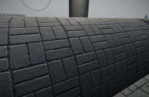 Cobblestone 7 Texture Set (20)-3D-Haupt