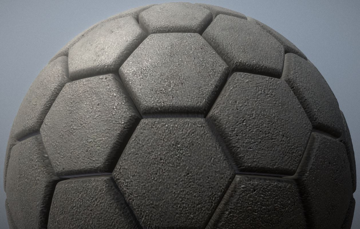Cobblestone 9 High-Poly with Displacement Map - Buy Royalty Free 3D on