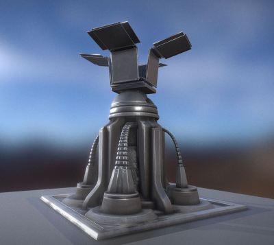 Trophy 3d Model Free