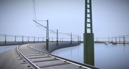 Railway and Over Power Line - Demo (7)