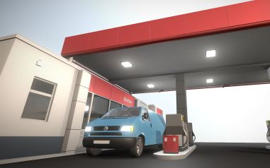 Gas Station Type-1 (3)