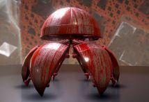 Hydraulic Sphere Bot - Bloody Version (12)
