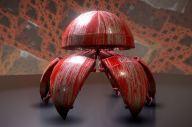 Hydraulic Sphere Bot - Bloody Version (4)