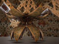 Hydraulic Sphere Bot - Rusty Version (3)