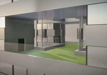 City Building Design H-1
