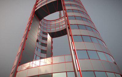 City Building Design O-1 https://sketchfab.com/models/4eba1b20c78e48fe9909f842fc4e9e75