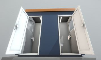 Low-poly break room (11)